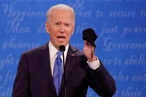 Bầu cử Mỹ 2020: Ông Biden tuyên bố cứng rắn với Trung Quốc