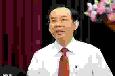 Ông Nguyễn Văn Nên phụ trách 6 đơn vị của TPHCM