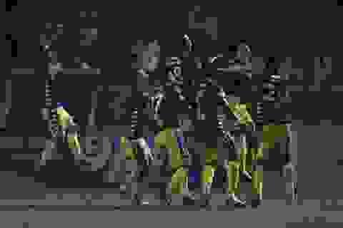 Quang Hải toả sáng, CLB Hà Nội soán ngôi đầu V-League của CLB Viettel