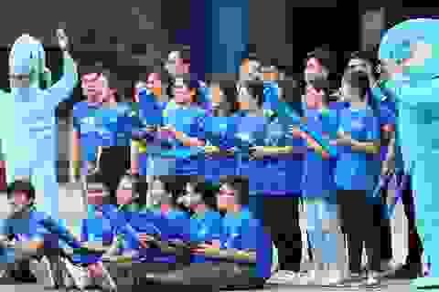 6.000 khán giả sẽ dự khán ngày khai mạc giải bóng đá Sinh viên SV-League