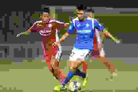 Thắng TPHCM, Than Quảng Ninh tiếp tục đua vô địch