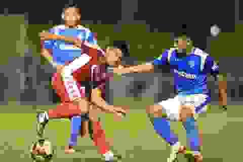 Than Quảng Ninh bất ngờ bừng sáng ở cuộc đua vô địch V-League