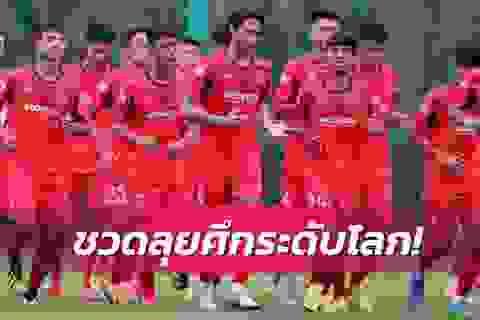 Báo Thái Lan tiếc khi U22 Việt Nam không thể tham dự Toulon Cup tại Pháp
