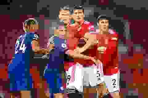 Man Utd 0-0 Chelsea: Chia điểm ở Old Trafford