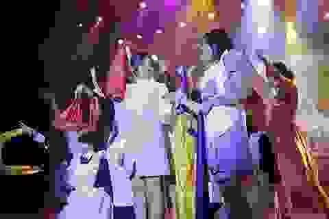 Mãn nhãn đêm nhạc kịch tiếng Anh đầy cảm xúc của học sinh Hà Nội