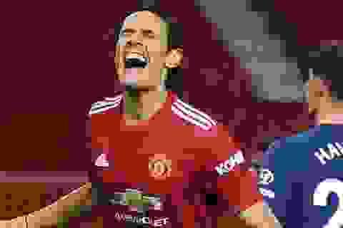 HLV Solskjaer nói gì về màn ra mắt Man Utd của Edinson Cavani?