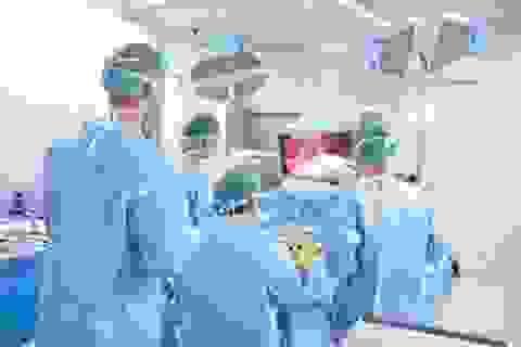 Kỹ thuật nội soi hoàn toàn cắt dạ dày và vét hạch D2