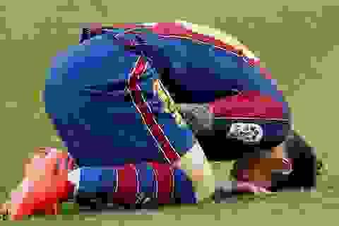 """Messi """"chết chìm"""" ở Siêu kinh điển: Dấu hiệu của sự tàn lụi?"""