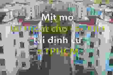 """TP.HCM: """"Mịt mờ"""" lối thoát cho các khu tái định cư"""
