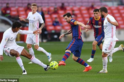 Lượt thứ 2 vòng bảng Champions League: Barcelona bị quật tơi tả?