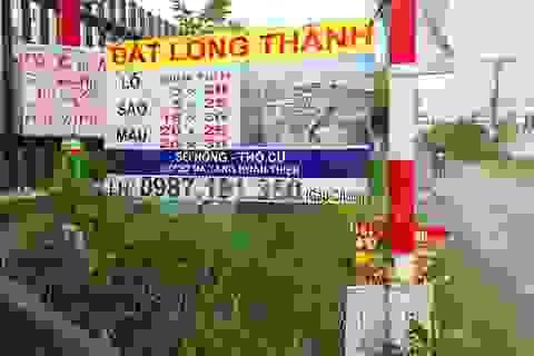 Giá đất gần dự án sân bay Long Thành bị đẩy cao
