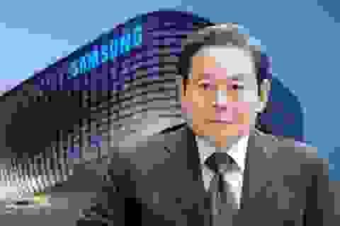 """Nhìn lại cuộc đời Lee Kun-hee, người đưa Samsung thành """"ông trùm công nghệ"""""""