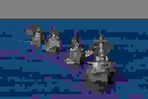 Mỹ có thể điều binh sĩ tới quần đảo tranh chấp giữa Nhật Bản - Trung Quốc