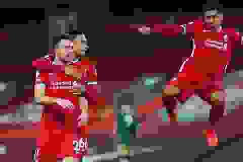 Liverpool gồng mình trước sóng dữ ở Champions League