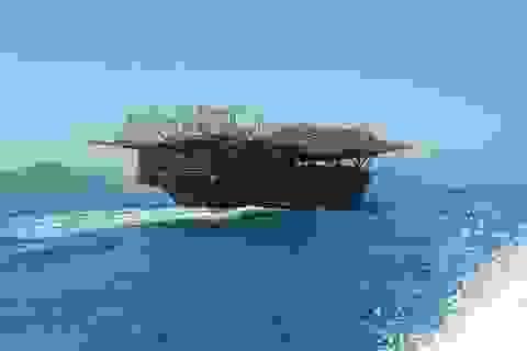 Tàu cá chìm trên biển khi chạy bão, 12 ngư dân mất tích