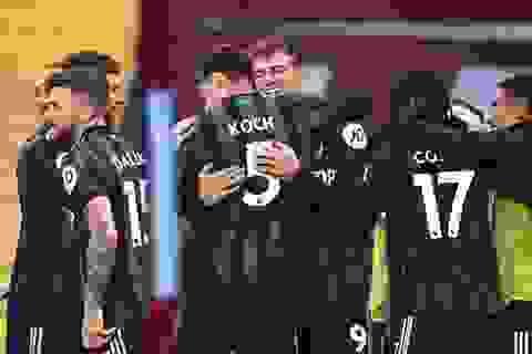 Kỳ lạ với top 6 bảng xếp hạng Premier League 2020/21
