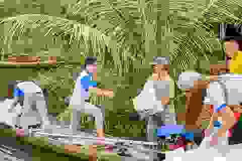 Khải Hoàn Land chung tay hỗ trợ đồng bào bị thiệt hại do bão lụt tại Thừa Thiên Huế