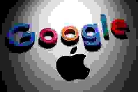 """Google """"chi đậm"""" để nhờ vả Apple: Phanh phui vi phạm luật chống độc quyền"""
