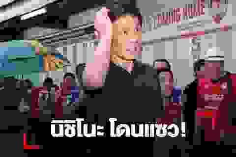 """Các CLB Thai-League kêu trời vì """"vận đen"""" của HLV Akira Nishino"""