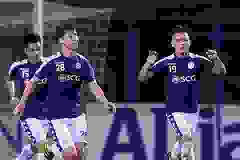 Quang Hải và Văn Quyết tranh giải bàn thắng đẹp nhất lịch sử AFC Cup