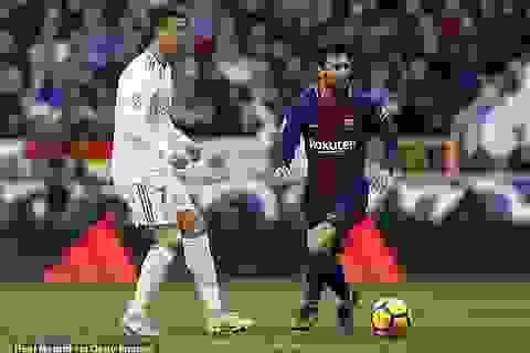 C.Ronaldo chính thức lỡ trận đối đầu với Barcelona