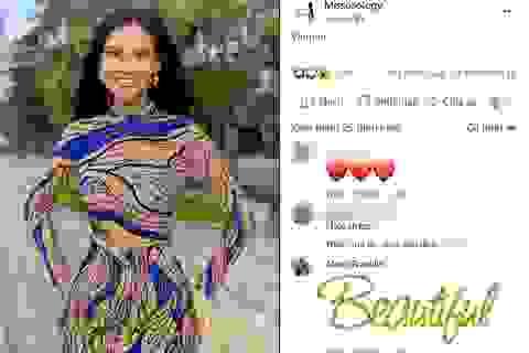Trước Chung kết Hoa hậu Trái Đất, Thái Thị Hoa ấn tượng Trang phục dạ hội