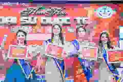 Hồng Ca đăng quang hoa hậu Đại sứ Quốc tế 2020
