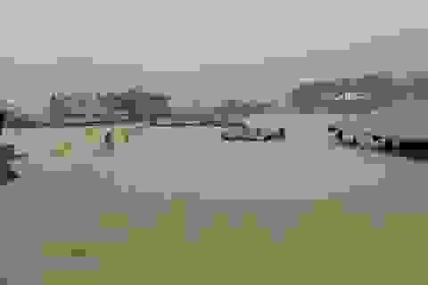 Quảng Nam: 2 cán bộ đi chống bão bị vùi lấp, mất tích