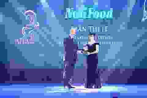 """NutiFood lập """"hat-trick"""" với 3 giải thưởng xuất sắc châu Á"""