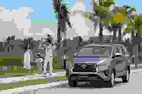 Chọn ô tô cho gia đình, tại sao Toyota Innova 2020 lại được yêu thích?