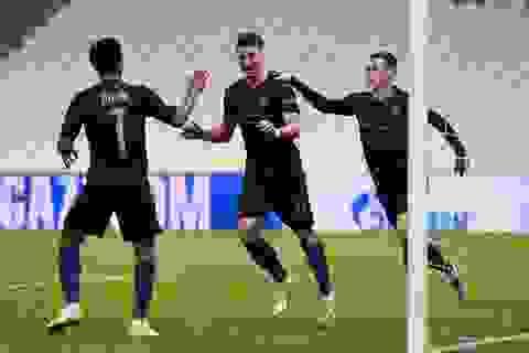 """Man City dễ dàng thắng """"3 sao"""" trên sân Marseille"""