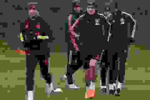 """Dàn """"hùng binh"""" của Man Utd """"luyện công"""", sẵn sàng đón RB Leipzig"""