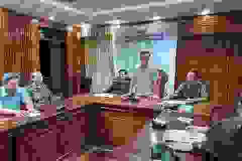 Lập sở chỉ huy tiền phương cứu hộ 46 người bị vùi lấp ở Nam Trà My