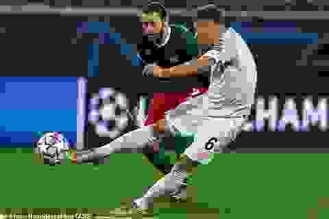 Bayern Munich thắng nhẹ Lokomotiv, Atletico vất vả vượt qua Salzburg