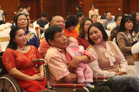 """60 cặp đôi khuyết tật sẽ được tổ chức đám cưới tập thể """"lan tỏa yêu thương"""""""