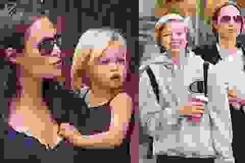 Những tiết lộ thú vị về con gái cưng của Angelina - Brad