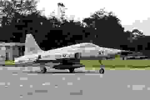 Rơi máy bay làm phi công tử nạn, Đài Loan cấm bay toàn bộ tiêm kích F-5E