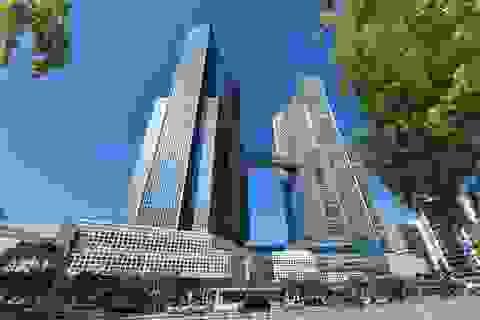 Nhà giàu Trung Quốc đổ tiền mua căn hộ hạng sang ở Hàn Quốc