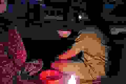 50 xã tại Bình Định vẫn mất điện do bão