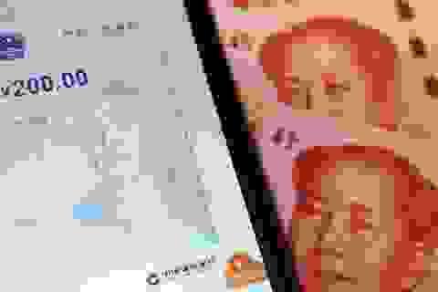 """Trung Quốc dùng nhân dân tệ kỹ thuật số thách thức """"sự thống trị của USD"""""""