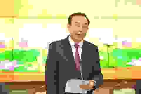Bí thư Thành ủy Nguyễn Văn Nên mong kiều bào góp ý thẳng thắn cho TPHCM