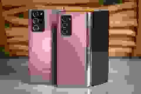 Samsung đạt doanh thu kỷ lục nhờ thành công của loạt smartphone cao cấp