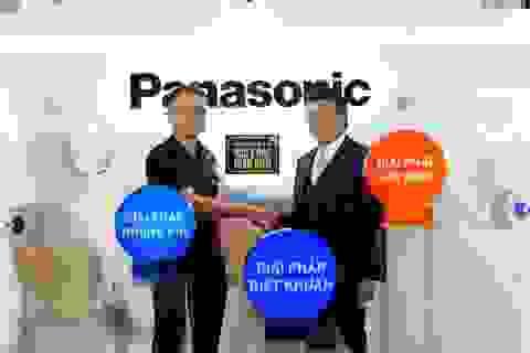 Panasonic cùng Thế Giới Điện Giải chăm sóc sức khỏe người tiêu dùng