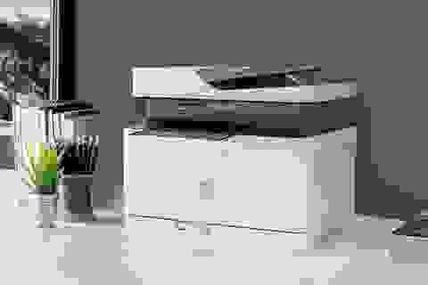 Xu hướng chọn máy in màu Laser: Đủ tính năng, giá phải chăng