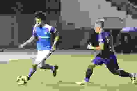 Vượt qua Than Quảng Ninh, Sài Gòn FC lên ngôi nhì bảng V-League