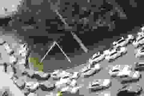 """Trung Quốc: Bị bắt vì ném """"mưa"""" tiền mặt xuống đường sau khi dùng ma túy"""