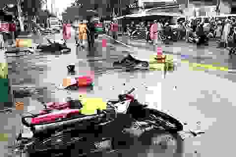 Lái ô tô tông chết 2 người rồi nhờ đàn em nhận tội thay