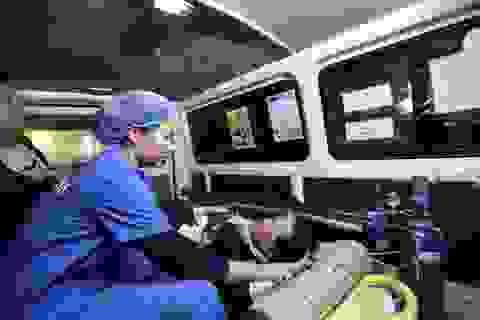 """Bác sĩ 115 cấp cứu bệnh nhân """"chết lâm sàng"""": Phải tin vào 1% cơ hội sống"""