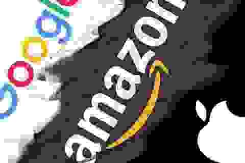 Apple, Google, Amazon đã kiếm được bao nhiêu tiền trong quý III/2020?