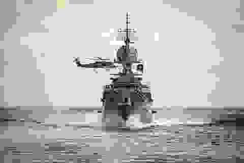 Tàu chiến Mỹ - Australia tập trận tại Biển Đông